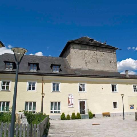 Das Museum zur Siedlungsgeschichte der Region