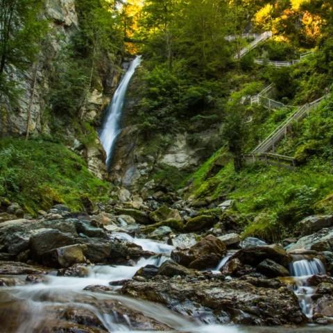 Wasserfall in Bischofshofen