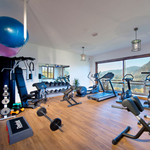 Fitnessstudio Almfit