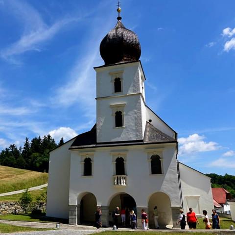 Wallfahrtskirche St. Wolfgang